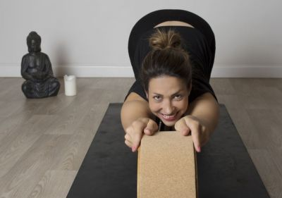 Ivana Vacurová Yoga teacher