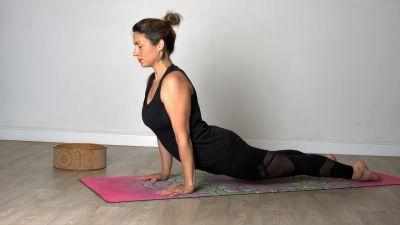 Moje lekce yogy